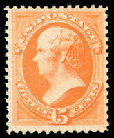 MOMEN: US STAMPS #189 MINT OG NH