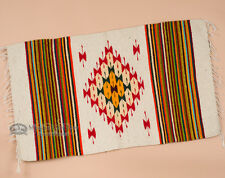 "Southwestern Zapotec Indian Rug 23""x39"" (154)"