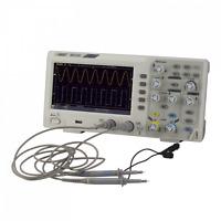 OWON SDS1202 2Channel Digital Oscilloscope 200MHZ Bandwidth High Accuracy 1GS/s