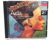 Verdi Aida: Tebaldi, Stignani, Del Monaco (CD) Very Good