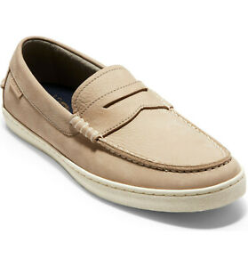 Mens Cole Haan Pinch Weekender Leather Loafer Slip On Shoes NEW