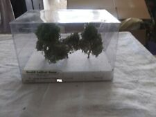 """Grand Central Gems Ho Scale  3-Small Grapefruit Trees  3"""" 4"""" T 24"""