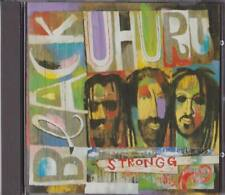 BLACK UHURU Strongg CD 1994 Reggae Mesa Records * RARE