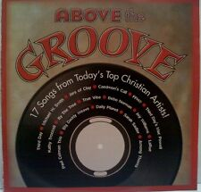 ABOVE THE GROOVE - 17 SONGS FROM TOP ARTISTS