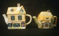 Two Small Cottages - Teapots - Collectables | FREE Delivery UK*