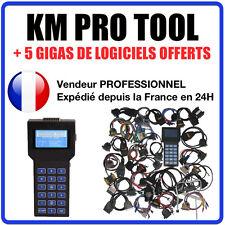 KM PRO TOOL en Français + Câbles - Correction Kilométrique - DIGIPROG TACHO