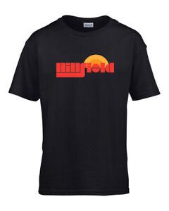 Hillfield Trading 2020 Logo Kids T Shirt  -R1