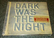 DARK WAS THE NIGHT-UK ISSUE 2009 DIGIPAK 2xCD-FEIST/RICEBOY SLEEPS/BEIRUT-MINT