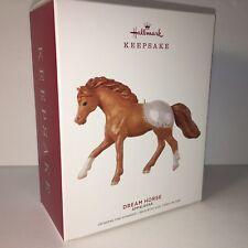 2019 Hallmark APPALOOSA Dream Horse Christmas ORNAMENT