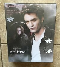 "NEW Twilight ""Eclipse"" Jigsaw Puzzle (Edward and Bella in the Moon) Free Ship!"