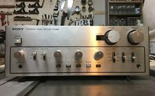 Vintage Sony TA-3650 Stereo Integrated Amplifier. Serviced and biased.