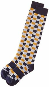 Quiksilver Men's Pack of 1 Thermal Ski Snowboarding Socks EQYAA00081 (ML) NNW0