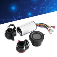 24V 250W Brushless Speed Controller Brake LCD Display for Electric Scooter Bike