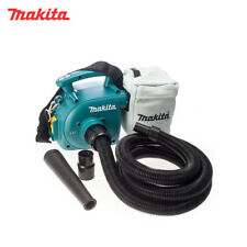 Genuine Makita 18V Cordless Rechargeable Vacuum Cleaner Dust Blower/Extractor