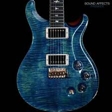 PRS DGT Dave Grissom Sound Affects Exclusive River Blue Wood Library Guitar