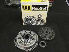 TOYOTA COROLLA 1.4 16V  Clutch Kit 620301700 3 PIECE 200mm LuK RepSet New