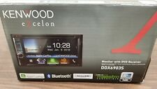 Kenwood Excelon DDX6903S Double Din In Dash Touch Screen With Apple Car Play