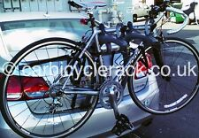 Lexus GS Bike Rack  2013 - present - 2 Bikes & Hatch Huggers