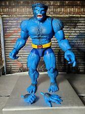 ? Rare Hasbro Marvel Legends Beast 6 inch Action Figure Caliban Wave BAF