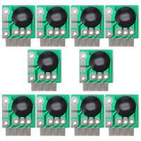 10Pcs 3V Siren Music Integration Alarm Module Voice Sound Chip Police Fr DIY Toy