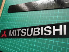 Mitsubishi Shogun / Pajero Replacement tailgate  BADGE/PLATE
