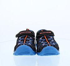Skechers Sport 92189L/BKBL Relix-Trophix Boys Footwear Size 1