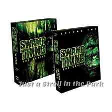 Swamp Thing: Sci-Fi TV Series Complete Volumes 1 & 2 Box / DVD Set(s) NEW!