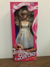 My First Barbie! Easy to Dress! 1988