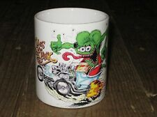 Rat Fink Hot Rod Great New MUG #1