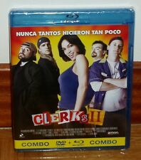CLERKS II - PACK COMBO BLU-RAY + DVD - NUEVO - PRECINTADO - COMEDIA - HUMOR