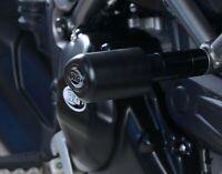 R&G Black Aero Crash Protectors for Ducati Multistrada 1260 Pikes Peak  2019