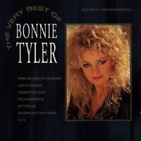 "BONNIE TYLER ""THE VERY BEST OF"" CD NEUWARE"