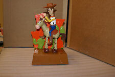 Toy Story 2 Woody and Bullseye Talking Coin Bank