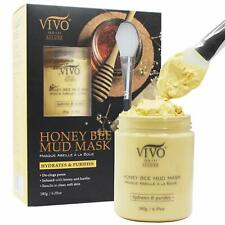 Vivo Per Lei HoneyBee Mud Mask For Deep Cleansing Purifying Anti Aging Face Mask