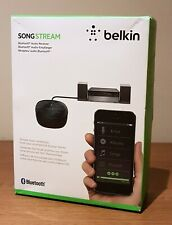 BELKIN SONG STREAM BLUETOOTH MUSIC RECEIVER  - NEW NO RESERVE 1p !!!!!!!!
