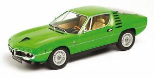 KK Scale KKDC180384 - Alfa Romeo Montreal 1970 green 1/18