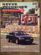 Revue Technique Automobile FORD Mondeo Diesel