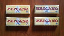 # MECCANO 4 BOITES POUR COFFRET N°10 #