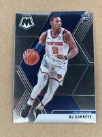 2019-20 Panini Mosaic Basketball RJ BARRET Base & NBA Debut Rookie Card Knicks
