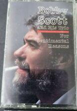 BOBBY SCOTT For Sentimental Reasons Cassette Tape