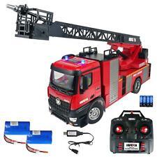 RC Feuerwehr Fahrzeug LKW 1561 48cm 2,4kg 2.4G Wasser Ferngesteuert 2x Akku RTR