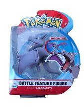 Pokemon Battle Aerodactyl Feature Action Figure (NEW+SEALED)
