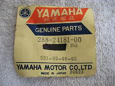 Yamaha OEM NOS damper 288-24181-00 JT1 JT2 JT2MX  #3808