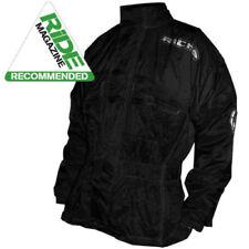 Blousons imperméable noir Richa pour motocyclette