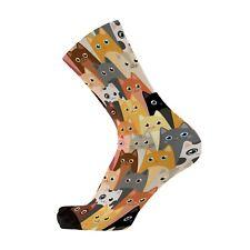 Bamboo Fibre cat socks. Cat lover socks