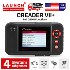 LAUNCH X431 VII+ Automotive Diagnostic Tool OBD2 Code Reader Scanner 4 Systems