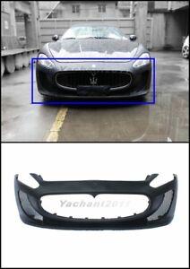 FRP Bar Fit For 08-13 Maserati Gran Turismo GT GTS GT-MC-Corse Front Bumper