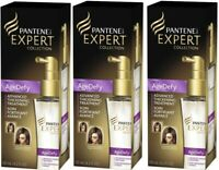 LOT OF 3 PANTENE PRO-V EXPERT COLLECTION AGE DEFY ADVANCED THICKENING TREATMENT
