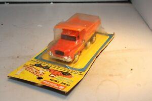 #K-19A Scammell Dump Truck Matchbox Plastic Copy Lucky Toys Hong Kong Mint