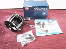 NOS Penn 209 Level wind Trolling Fishing Reel, box, manual, & wrench